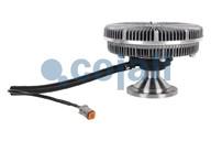Вискомуфта без крыльчатки, электропривод SCANIA R/G серия Cojali 1853555