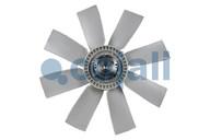 Вентилятор системы охлаждения ДВС в сборе VOLVO FH12-FM-FL10-F10 Cojali 8149394