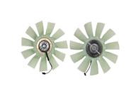 Вентилятор системы охлаждения ДВС в сборе DAF 85 CF / 105 XF Horton 1742083