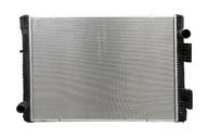 Радиатор основной MAN 509537