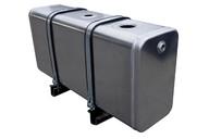 Бак гидравлический закабинного монтажа 1100х520х300, алюминий, V - 150 л, в сборе