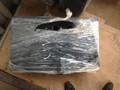 Топливный бак 300х520х800 120 л, стальной, Б\У