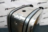 Бак гидравлический на раму 450х620х690, алюминиевый, проект