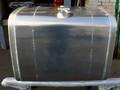 Алюминиевый топливный бак SCANIA 350л без отверстия под топливозаборник