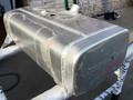 Алюминиевый топливный бак 70л