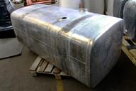 Алюминиевый топливный бак 1670х620х690 650л БУ